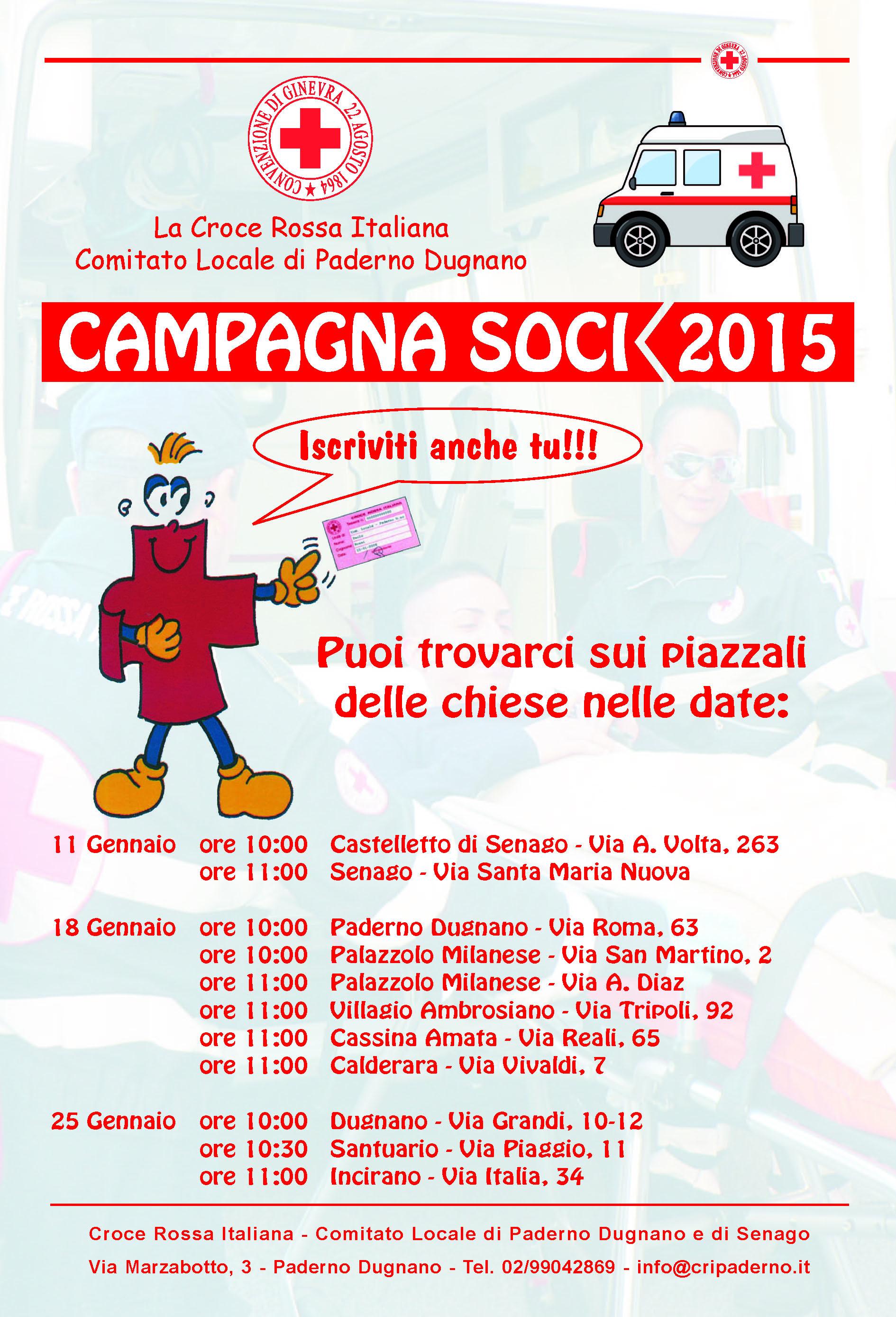 Locandina Campagna Soci 2015