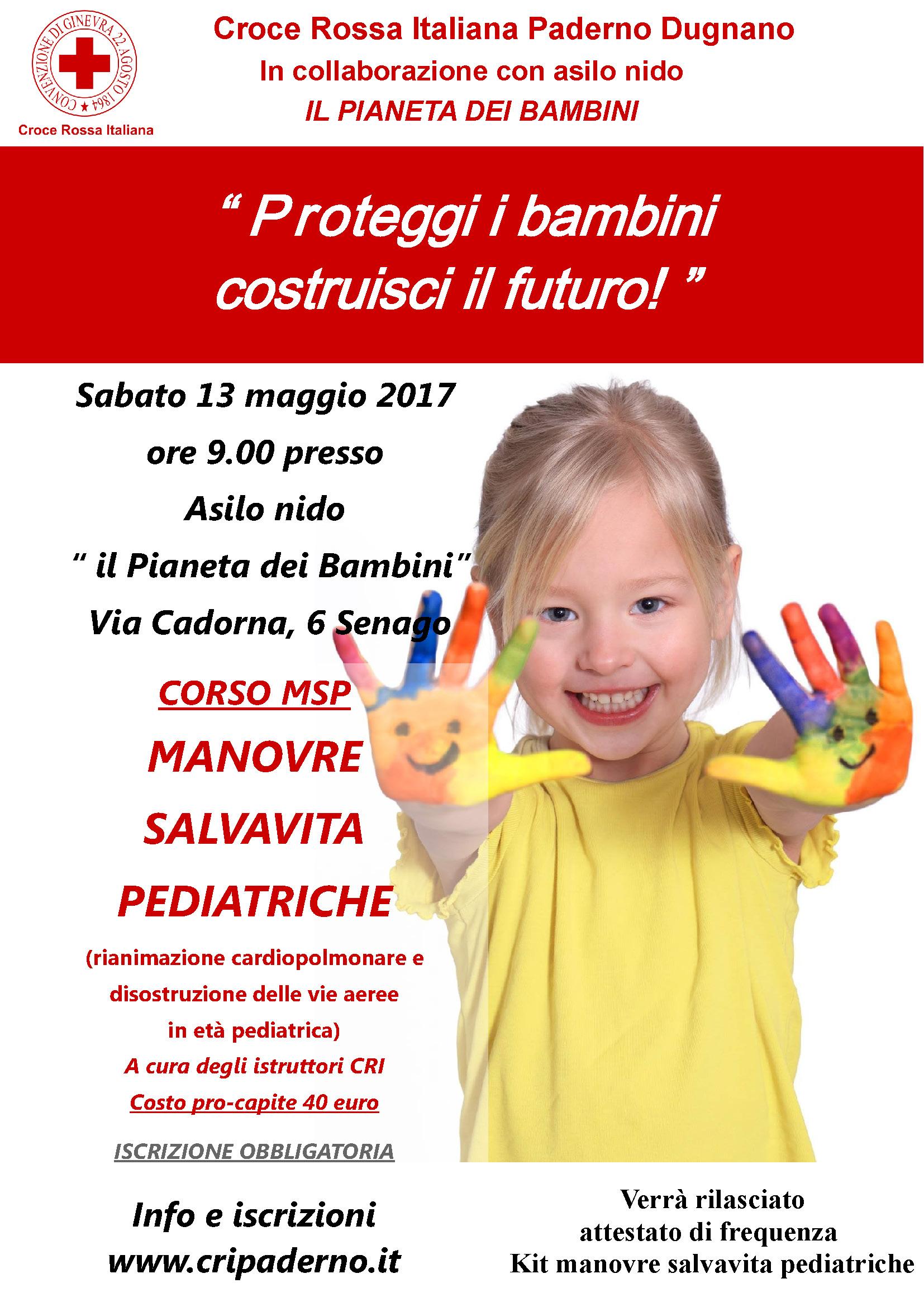 Corso MSP 13 Maggio 2017