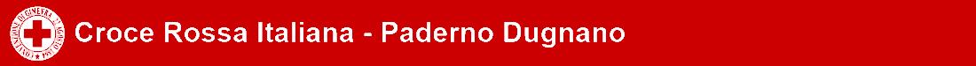 Croce Rossa Italiana – Comitato di Paderno Dugnano – Sito Ufficiale